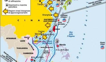 Usa-Cina, il duello è anche militare