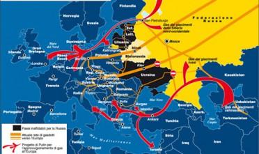 Gas e gelo, Kiev nella morsa del Cremlino