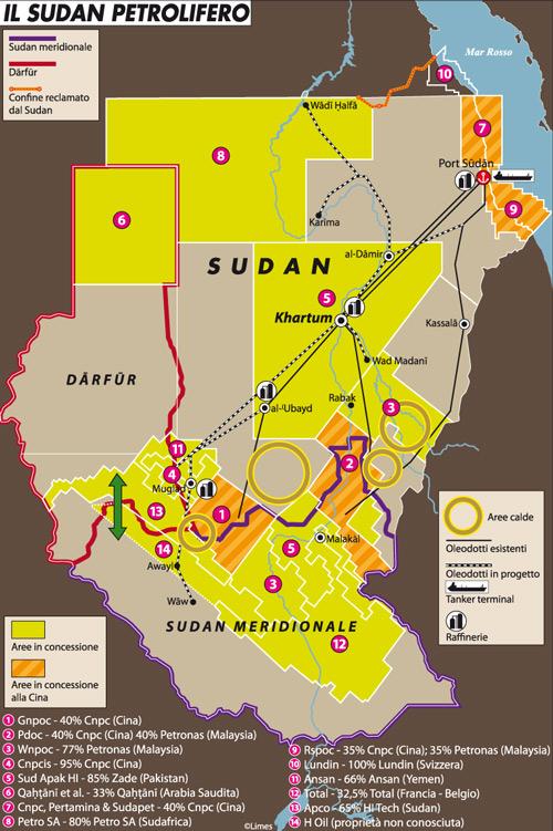 Bashir si prepara alla guerra col Sud Sudan