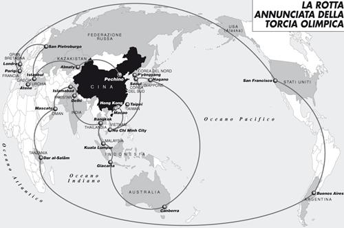 Geopolitica delle Olimpiadi