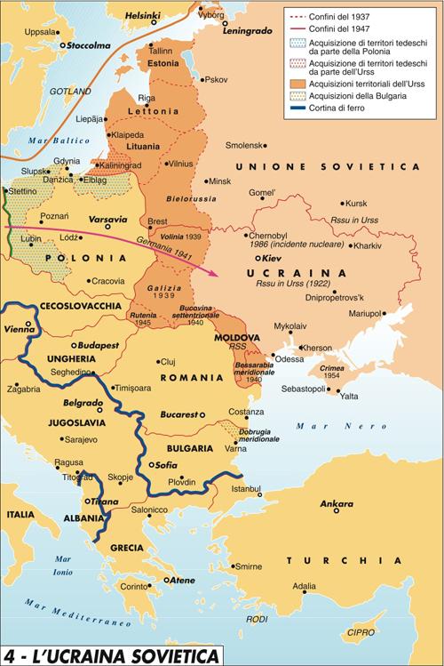 Un'altra rivoluzione in Ucraina?