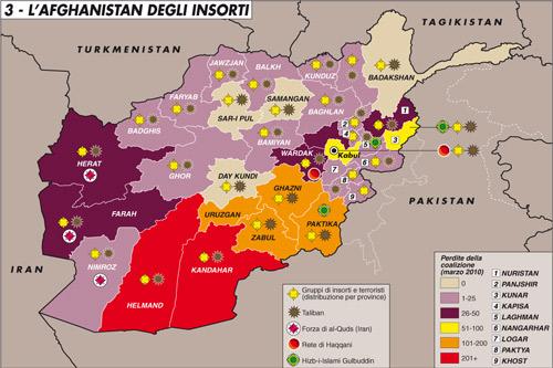Taliban all'attacco: Afghanistan post-Nato, atto primo
