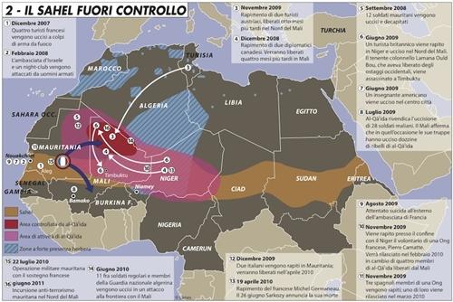 Il Mali tra golpe, Tuareg e jihadisti