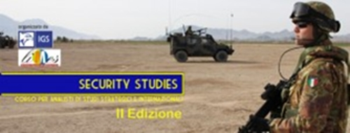 Corso in Security Studies