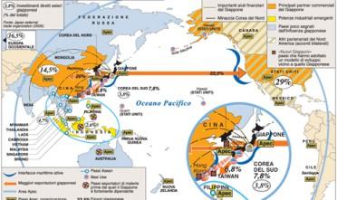 Di fronte all'ascesa della Cina il Giappone abbandona il pacifismo