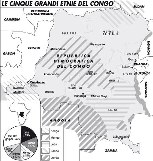 In Congo la guerra è anche mediatica