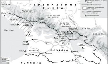 """""""L'Abkhazia è il Kosovo del Caucaso"""""""
