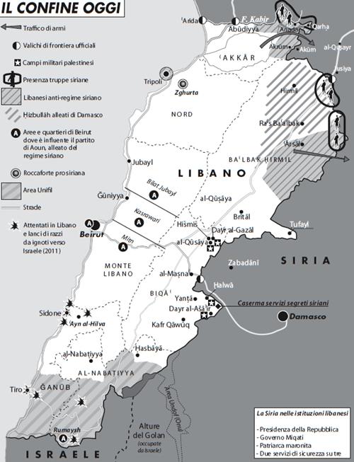 In Siria e Libano 'dura pax sed pax'