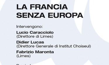 Reggio Emilia: La Francia senza Europa