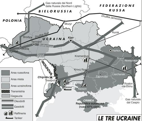 La difficile partita della lingua russa in Ucraina