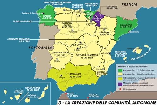 Spagna, il paese ammalato