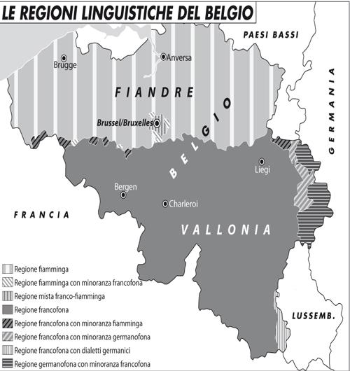 Il Belgio dopo le riforme: federalismo e nazionalismo