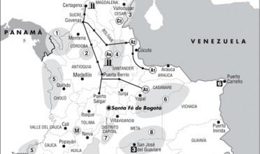 Uribe sfida Santos in Colombia
