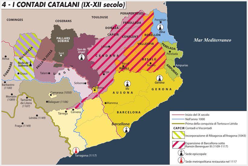 Cartina Spagna Catalogna.Barcelona Decideix Ai Catalani La Spagna Va Sempre Piu Stretta Limes