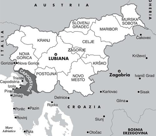 'Tra i malati d'Europa c'è anche la Slovenia'