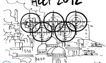 Vignetta: Siria, i Giochi di Assad ad Aleppo