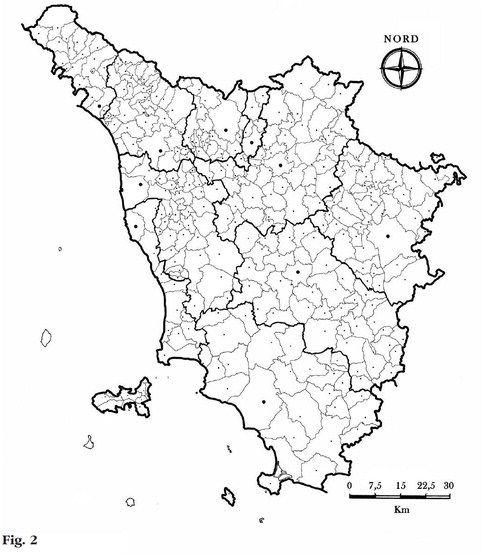 Cartina Italia Muta Con Province.Azzerare I Comuni Moltiplicare Le Province Limes