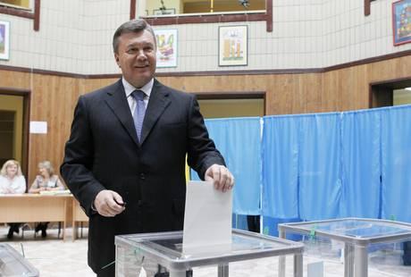 L'Ucraina sceglie ancora Yanukovich