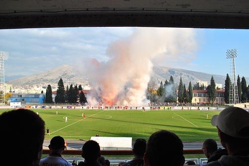 Il derby di Mostar: non solo calcio