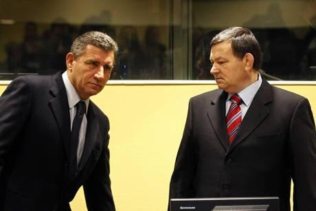Per l'Aja Gotovina e Markač non sono più dei criminali