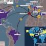 Tra Spagna e America Latina si invertono i ruoli
