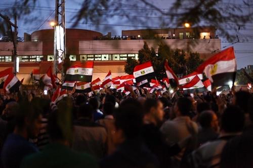 In Egitto si decide il destino della rivoluzione