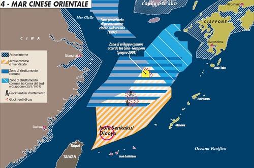 Diaoyu/Senkaku, storia delle isole contese tra Cina e Giappone