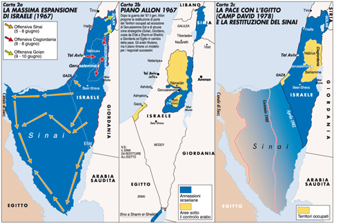 Israele Palestina Cartina.Da Obama Il Discorso Della Verita Su Israele E Palestina Limes