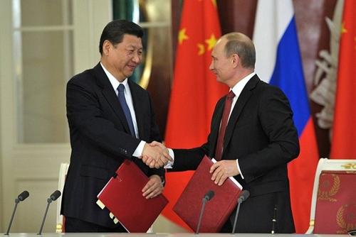 Russia e Cina, solo un po' più vicine