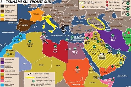 Cartina Europa E Medio Oriente.Kerry A Roma Per Il Medio Oriente E Per L Europa Limes