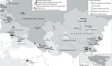 Con la Siria in testa, la Russia torna nel Mediterraneo