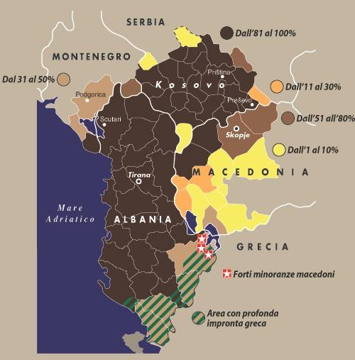 """L'Albania nella Nato produce stabilità"""" - Limes"""