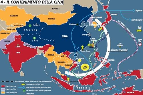 Anche l'Australia fa il suo pivot to Asia