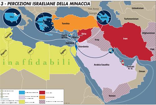 Israele bombarda la Siria mirando a Hezbollah e Iran