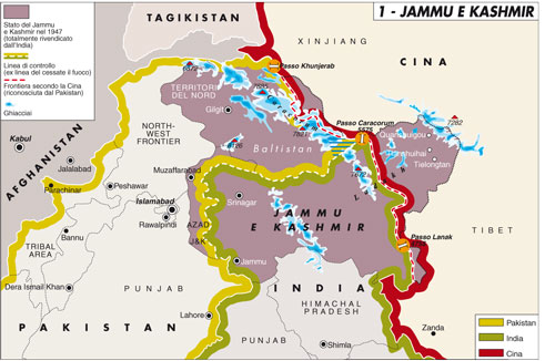 Cina-India, una stretta di mano non vale un'alleanza