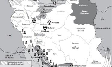Azerbaigian: così lontano dall'Iran, così vicino a Israele