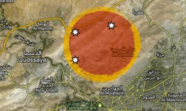 I segnali di fumo della guerra di Siria