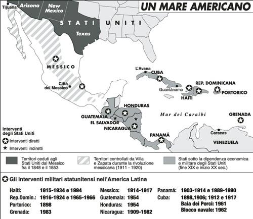 Gli Usa tornano in America Latina