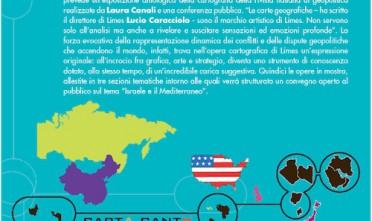 A Caprarola, mostra e conferenza di Limes
