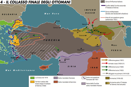 Il problema in Turchia non è l'islamismo, è l'egemonia