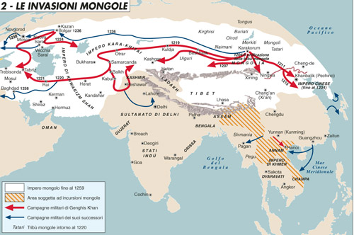La nuova Mongolia nasce al di fuori dei suoi confini