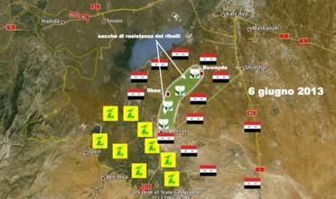 Siria, le lezioni di Qusayr