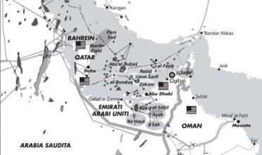 In Bahrein, gli Usa si affidano all'Arabia Saudita