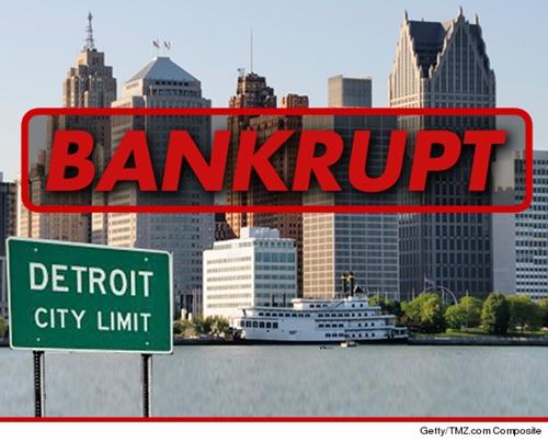 L'America ora teme l'effetto-Detroit