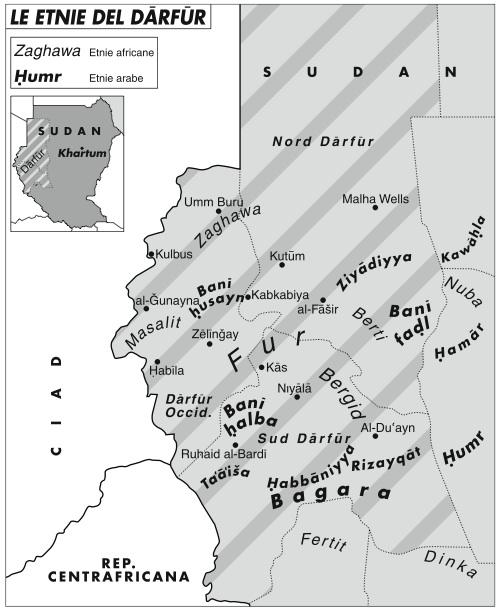 Nell'indifferenza del mondo, il Darfur è di nuovo in fiamme