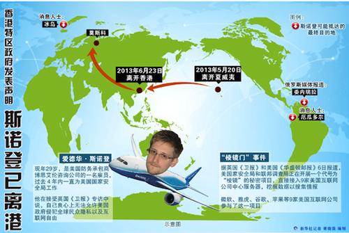 10 link sul caso Snowden, Datagate e la guerra di Internet