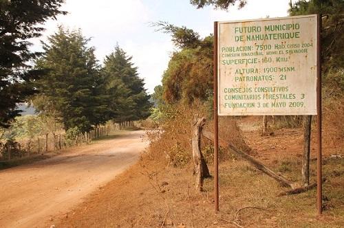 Il limbo di Nahuaterique, il villaggio trasferito