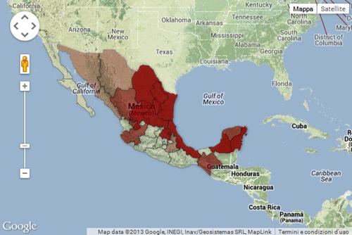 Il Messico arresta il boss degli Zetas e manda un segnale sulla lotta alla droga