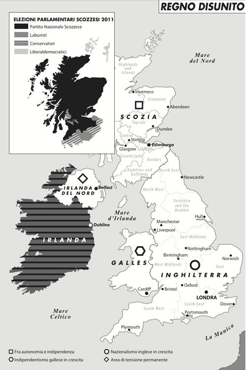 Disunited Kingdom: se anche l'Inghilterra vuole la devolution