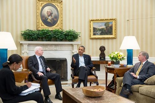 La battaglia al Congresso Usa per l'attacco in Siria